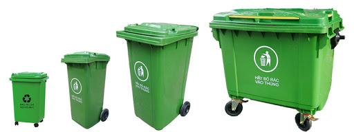 Mua thùng rác công cộng tại Bình Dương